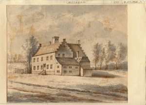 17 'T Hof van Hillegom - Abraham Rademaker