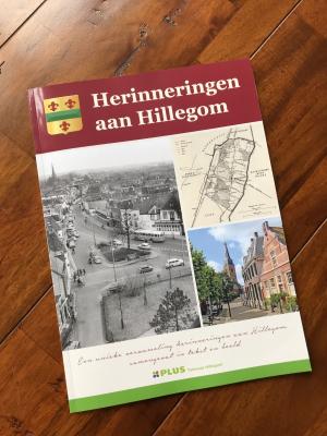 Herinneringen aan Hillegom achterkant