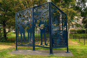 Kunstwerk-29 Beatles monument